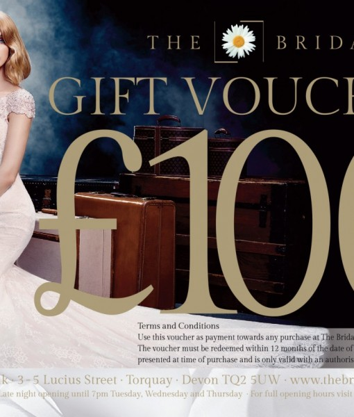 Bridal Box £100 Voucher