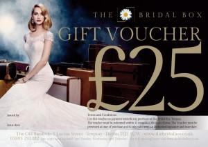 Bridal Box £25 Voucher