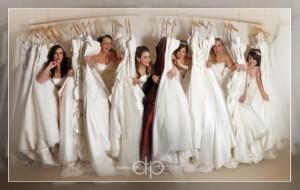 Bridal Box Rails