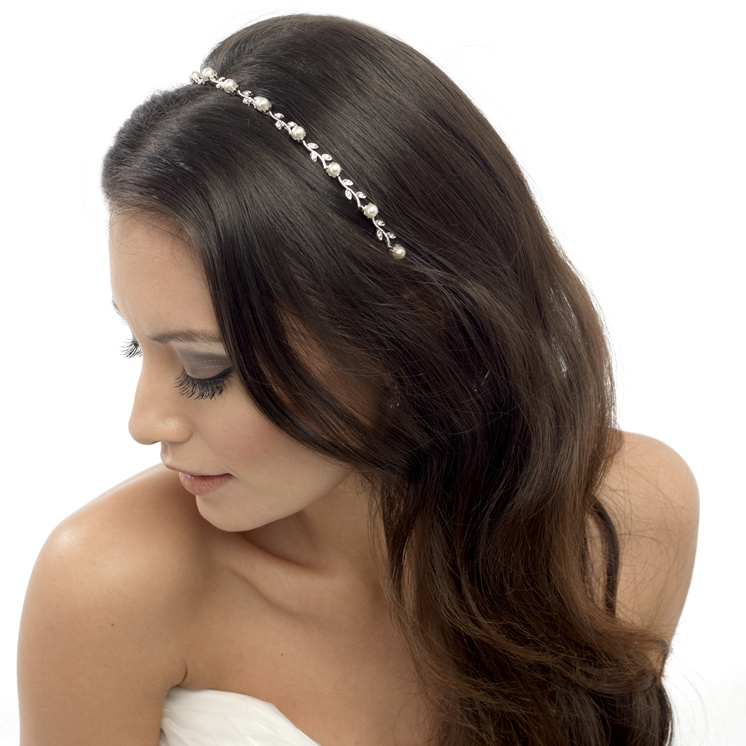 PEARL HEADBAND MODEL